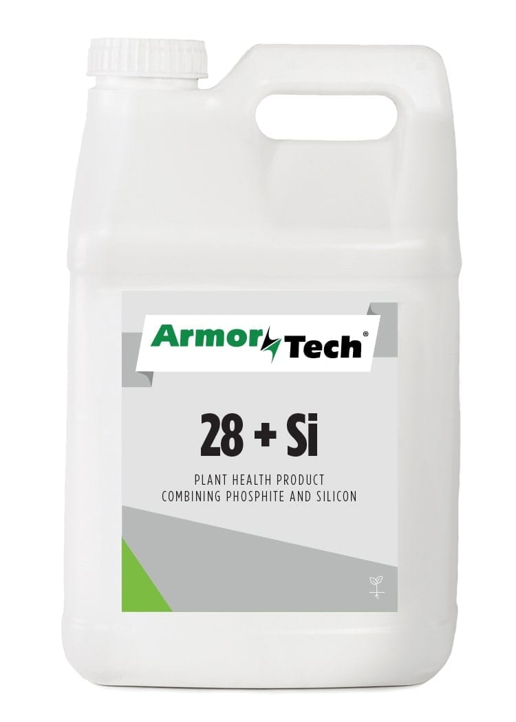 armortech 28 +si turf fertilizer