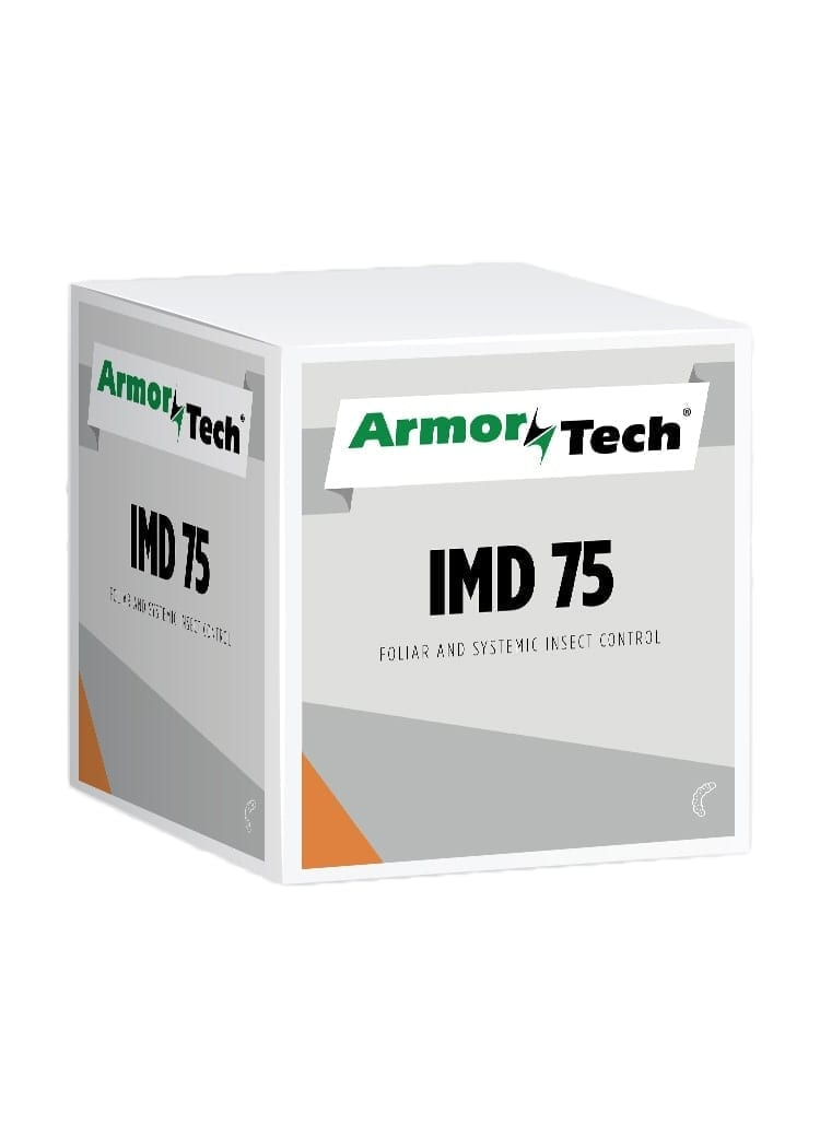 box of armortech IMD 75