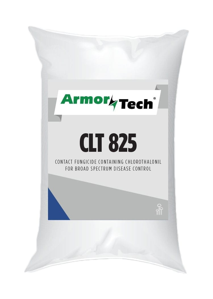 white bag of armortech clt 825