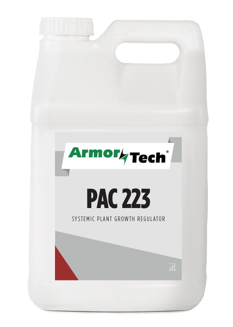 white bottle of armortech pac 223