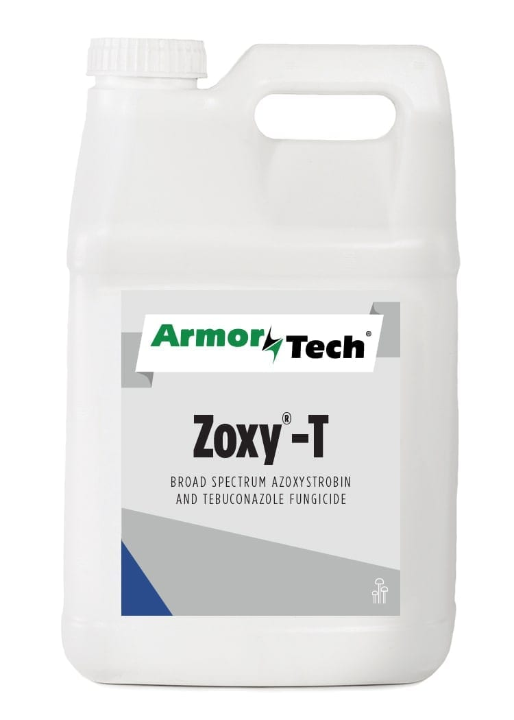 zoxy t new golf course fungicide