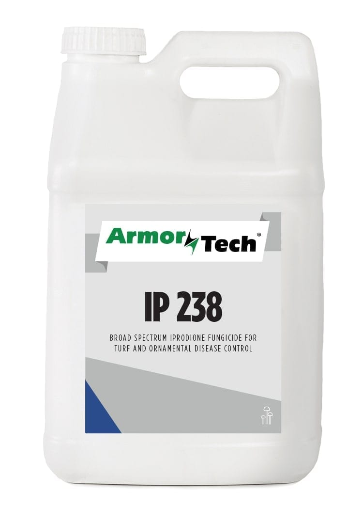 white bottle of Armortech IP 238