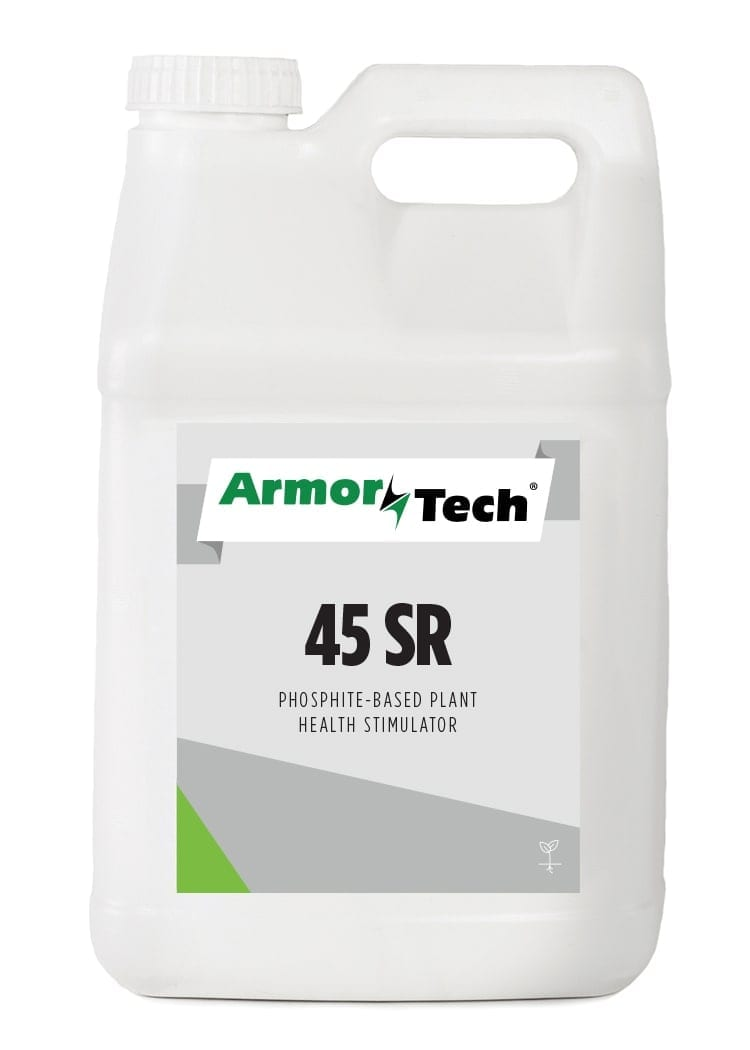 white bottle of armortech 45 SR