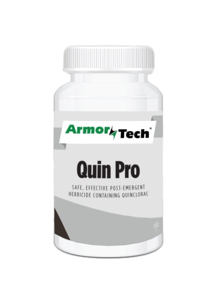 white bottle of armortech quin pro