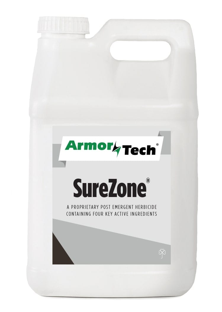 white bottle of ArmorTech SureZone