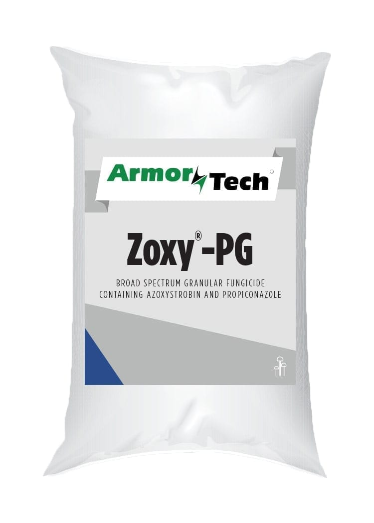 white bag of ArmorTech ZOXY-PG